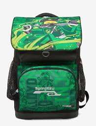 Optimo School Bag (Lego® Ninjago® Energy) (64.97 €) - Lego Bags -