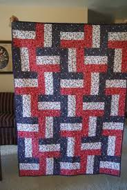 Red White and Blue Lap Quilt by MollyRoseQuilts on Etsy, $150.00 ... & Red White and Blue Lap Quilt by MollyRoseQuilts on Etsy, $150.00   Sewing  quilts   Pinterest   Lap quilts, Etsy and Patriotic quilts Adamdwight.com