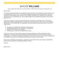 Receptionist Cover Letter Receptionist Cover Letter Template