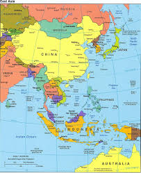 asia map europe Map Of Asia Atlas east asia political map 2004 map of asia to label