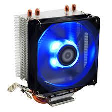 <b>ID</b>-<b>Cooling SE-902X</b> CPU Heatsink Air Cooler Blue LED for Intel ...