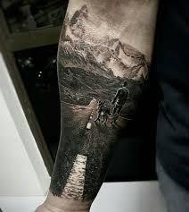 Realistic Tattoo реализм тату Tattoo реализм тату морское