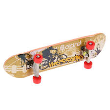 mini alloy finger skating board table game plastic main site skateboard ramp track toy set for kids diy