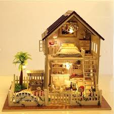 homemade dollhouse furniture. Homemade Dolls House Furniture Dollhouse Ideas Assembling Doll Wooden Houses Miniature Kit S