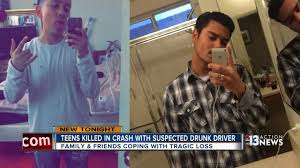 Teens charged with dui