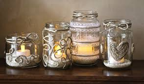 Mason Jar Decorations For A Wedding DIY wedding decoration ideas Tulle Chantilly Wedding Blog 75