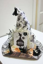 Witch Decorating 212 Best Halloween Witch Hats Images On Pinterest Halloween