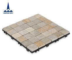 china diy flooring stone deck tile