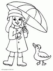 spring coloring pages book 4 spring coloring pages on coloring pages clothes printable