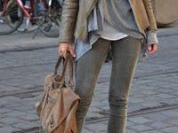 Серый-хаки-бежевый: лучшие изображения (219) | Мода, Хаки и ...