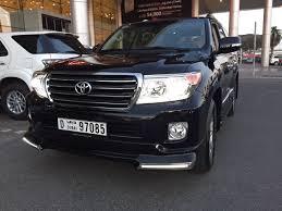 Toyota Land Cruiser V8 GXR 2015 for rent review