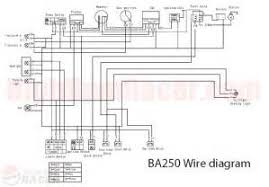 baja 50cc atv wiring diagram images atv wiring diagram baja 50 atv cdi wiring diagrams baja wiring diagram and