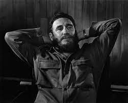 Fidel Castro – Yousuf Karsh