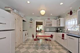 Retro Kitchen Flooring Good Home Constructions Renovation Blog A New Vintage Kitchen