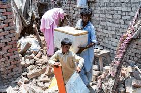 Police personnel and rescue teams immediately shifted the injured to nawabshah's civil hospital where an. One Dead 30 Injured In Pakistan Earthquakes Pakistan Gulf News