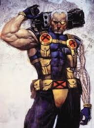 cable was co created by rob liefeld and louise simonson and acts as a foil to deadpool s wise ing mercenary nature cable is a natural leader who is