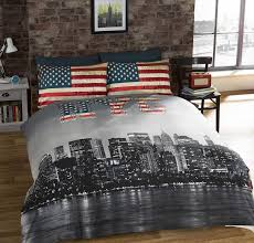 boys single bedding duvet cover cool bright teenager