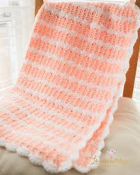 Free Crochet Patterns For Baby Blankets Interesting Inspiration Ideas