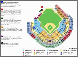 Minute Maid Park Seating Chart With Seat Numbers Unbiased