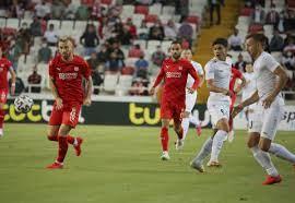 Sivasspor yoluna devam ediyor! Petrocub'ı mağlup etti ve turladı (UEFA  Konferans Ligi) – Sözcü Gazetesi