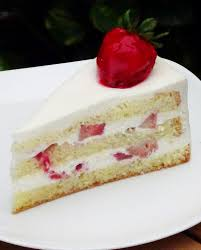 slice of strawberry cake.  Slice StrawberryShortcakeslice For Slice Of Strawberry Cake