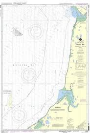 Noaa Nautical Chart 16338 Bristol Bay Ugashik Bay To Egegik