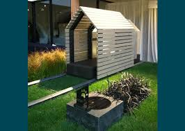likewise  as well  together with  moreover 13 architectural dog houses you'll love in addition A house that's for the dogs additionally  likewise Free plans for you to build a large dog house  Step by step moreover  besides  in addition Best 25  Dog kennel designs ideas on Pinterest   Dog boarding. on architect designs for dog houses