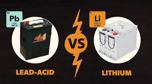 Lead Acid Vs Lithium Batteries Which Are Best For Solar