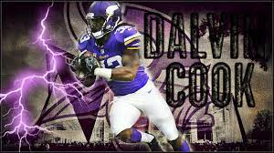 Nick bosa discusses 49ers' emphasis on shutting down vikings' dalvin cook, feasting on kirk cousins. Minnesota Vikings Dalvin Cook Wallpapers Wallpaper Cave