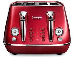 red 4 slice toaster kitchenaid artisan kmt423 empire dualit