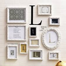 elegant wall picture frame set new trends 11 pieces photo sets for huge family white frames europe style black gallery groupings