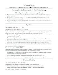 Customer Service Representative Resume Example Inspiration Customer Service Representative Resume Sample International Customer
