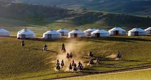 Image result for horse riding in mongolia