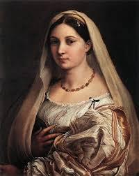 handpainted oil painting reion of raphael famous artist oil painting old master portrait painting woman