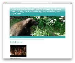 Light Downloads Movies Nature Light Wordpress Movie Theme By Rakshasi Film