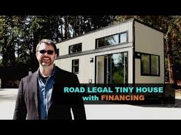 Small Picture NEW 100 Road Legal Tiny House with FINANCING YouTube