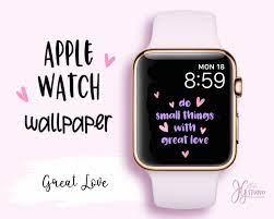 Apple Watch Wallpaper Great Love for ...
