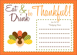 Free Online Thanksgiving Invitations 022 Free Thanksgiving Invitationteste Ideas Printable Of