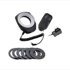 Godox Ring 48 Macro Ring Light Hypop Macro 48 Led Ring Light Rec 48 For Canon Nikon Sigma E4d Lenses