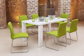 green dining room chairs home decor