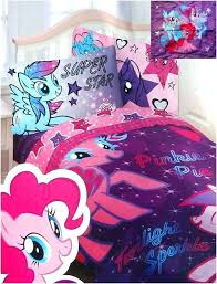 my little pony bed set my little pony bedding set 4 twin toddler little pony bed