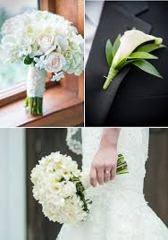 bridal bouquet with pastel tones and calla lily boutonniere photographed by knoxville wedding photographer your