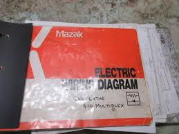 151 93 mazak electric wiring diagram 410 multiplex 34602w 151 93 mazak electric wiring diagram 410 multiplex 34602w