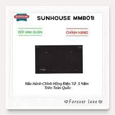 Bếp Từ Đôi Inverter SUNHOUSE MAMA MMB01I