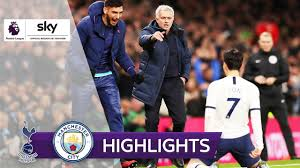VAR-Wahnsinn! Son erlöst Spurs | Tottenham - Manchester City 2:0 |  Highlights - Premier League - YouTube