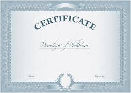 Бланк пустой сертификат Бланки для свидетельств сертификатов сро   sad i ogorod ru бланк заказа