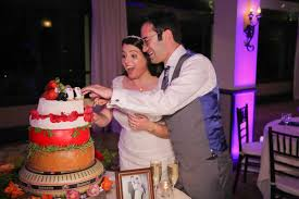 So to help you put yourself at ease, here are a few fun songs that aren't overplayed to help you get your party started. What Are You Supposed To Do During The Wedding Cake Cutting