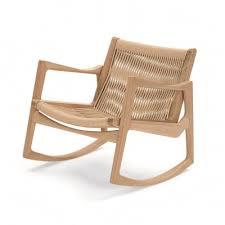 classicon euvira rocking chair unpadded