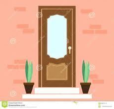 Decorating front door clipart pictures : Front Doors : Front Door Clipart Black And White Door Entrance ...
