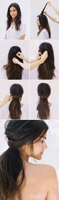 Shinion Hair Style 2014 best 25 easy casual hairstyles ideas easy casual 7655 by wearticles.com